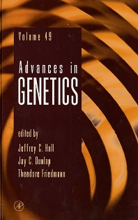 Advances in Genetics, 1st Edition,Jeffrey Hall,ISBN9780120176496