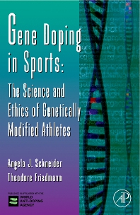 Cover image for Gene Doping in Sports