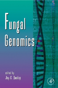 Cover image for Fungal Genomics