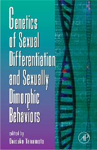 Cover image for Genetics of Sexual Differentiation and Sexually Dimorphic Behaviors