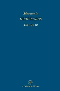 Advances in Geophysics - 1st Edition - ISBN: 9780120188406, 9780080568706