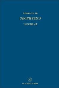 Advances in Geophysics - 1st Edition - ISBN: 9780120188437, 9780080526737