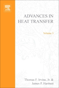 Advances in Heat Transfer - 1st Edition - ISBN: 9780120200030, 9780080575575