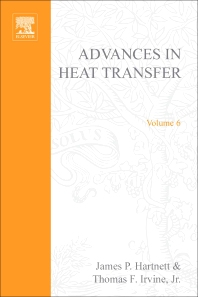 Advances in Heat Transfer - 1st Edition - ISBN: 9780120200061, 9780080575605