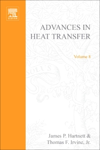 Advances in Heat Transfer - 1st Edition - ISBN: 9780120200085, 9780080575629