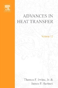 Advances in Heat Transfer - 1st Edition - ISBN: 9780120200122, 9780080575667