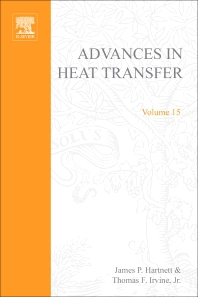 Advances in Heat Transfer - 1st Edition - ISBN: 9780120200153, 9780080575698
