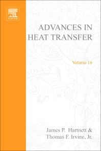 Advances in Heat Transfer - 1st Edition - ISBN: 9780120200160, 9780080575704