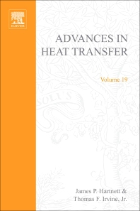 Advances in Heat Transfer - 1st Edition - ISBN: 9780120200191, 9780080575735