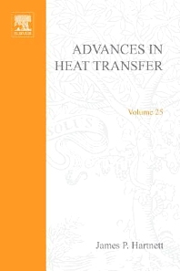 Advances in Heat Transfer, 1st Edition,James Hartnett †,Thomas Irvine,George Greene,Young Cho,ISBN9780120200252