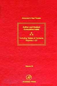 Advances in Heat Transfer - 1st Edition - ISBN: 9780120200320, 9780080575865