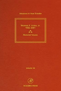 Advances in Heat Transfer, 1st Edition,James Hartnett †,ISBN9780120200368