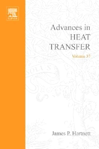Advances in Heat Transfer, 1st Edition,James Hartnett †,ISBN9780120200375