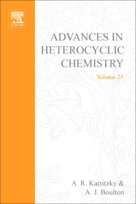 Advances in Heterocyclic Chemistry - 1st Edition - ISBN: 9780120206230, 9780080576107