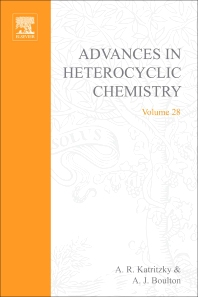 Advances in Heterocyclic Chemistry - 1st Edition - ISBN: 9780120206285, 9780080576152