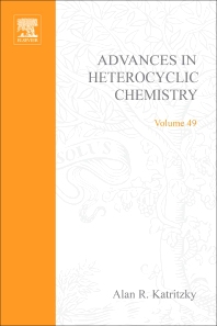 Cover image for Advances in Heterocyclic Chemistry