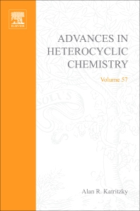 Advances in Heterocyclic Chemistry - 1st Edition - ISBN: 9780120207572, 9780080576442