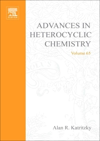 Advances In Heterocyclic Chemistry, 1st Edition,Alan Katritzky,ISBN9780120207657