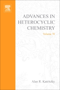 Advances in Heterocyclic Chemistry, 1st Edition,Alan Katritzky,ISBN9780120207787