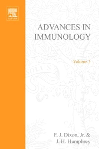 Advances in Immunology - 1st Edition - ISBN: 9780120224036, 9780080577791