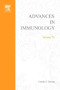 Advances in Immunology, 1st Edition,Frank Dixon,ISBN9780120224760