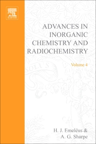 Advances in Inorganic Chemistry and Radiochemistry - 1st Edition - ISBN: 9780120236046, 9780080578538