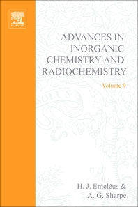 Advances in Inorganic Chemistry and Radiochemistry - 1st Edition - ISBN: 9780120236091, 9780080578583