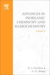 Advances in Inorganic Chemistry and Radiochemistry - 1st Edition - ISBN: 9780120236237, 9780080578729