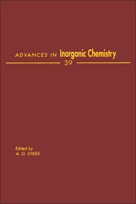 Advances in Inorganic Chemistry - 1st Edition - ISBN: 9780120236398, 9780080578880