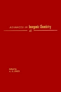 Advances in Inorganic Chemistry, 1st Edition,AG Sykes,ISBN9780120236411