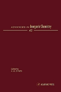 Advances in Inorganic Chemistry, 1st Edition,AG Sykes,ISBN9780120236428