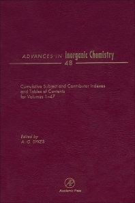 Advances in Inorganic Chemistry - 1st Edition - ISBN: 9780120236480, 9780080578965