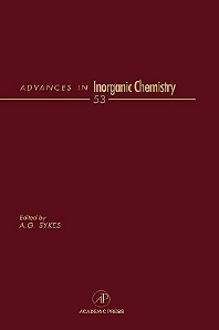 Advances in inorganic Chemistry, 1st Edition,AG Sykes,ISBN9780120236527