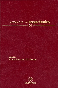 Advances in Inorganic Chemistry, 1st Edition,Rudi van Eldik,Colin Hubbard,ISBN9780120236541