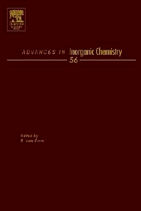 Advances in Inorganic Chemistry, 1st Edition,Rudi van Eldik,ISBN9780120236565