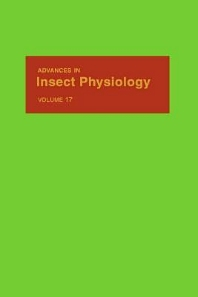 Advances in Insect Physiology - 1st Edition - ISBN: 9780120242177, 9780080579139