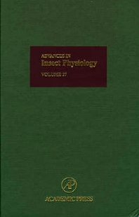 Advances in Insect Physiology, 1st Edition,Peter Evans,ISBN9780120242276