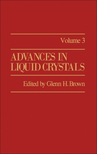 Advances in Liquid Crystals - 1st Edition - ISBN: 9780120250035, 9781483191355