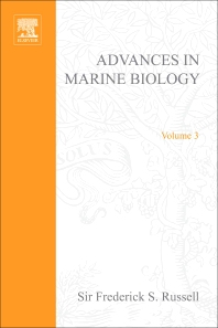Advances in Marine Biology - 1st Edition - ISBN: 9780120261031, 9780080579269