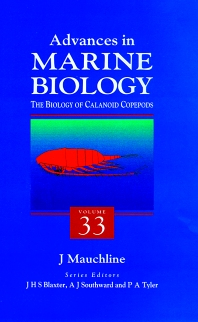 Cover image for The Biology of Calanoid Copepods