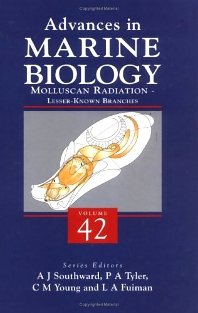 Molluscan Radiation - Lesser Known Branches, 1st Edition,Alan Southward,Alan Southward,Lee Fuiman,Paul Tyler,Craig Young,ISBN9780120261420
