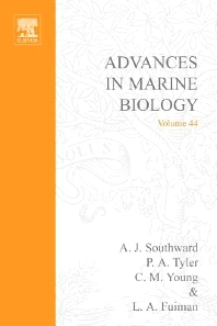 Advances in Marine Biology, 1st Edition,Alan Southward,Paul Tyler,Lee Fuiman,Craig Young,ISBN9780120261444