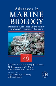 Restocking and Stock Enhancement of Marine Invertebrate Fisheries - 1st Edition - ISBN: 9780120261499, 9780080915913