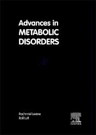 Advances in Metabolic Disorders - 1st Edition - ISBN: 9780120273072, 9781483215495