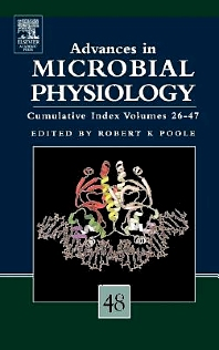 Advances in Microbial Physiology, 1st Edition,Robert K. Poole,ISBN9780120277483