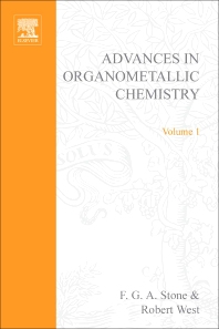 Advances in Organometallic Chemistry - 1st Edition - ISBN: 9780120311019, 9780080580029