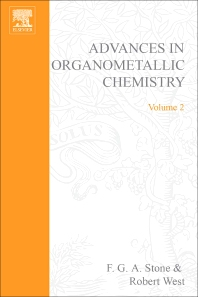 Advances in Organometallic Chemistry - 1st Edition - ISBN: 9780120311026, 9780080580036