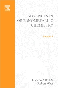 Advances in Organometallic Chemistry - 1st Edition - ISBN: 9780120311040, 9780080580050