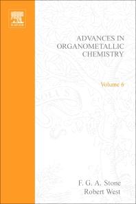 Advances in Organometallic Chemistry - 1st Edition - ISBN: 9780120311064, 9780080580074