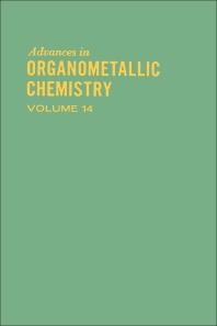 Advances in Organometallic Chemistry - 1st Edition - ISBN: 9780120311149, 9780080580159